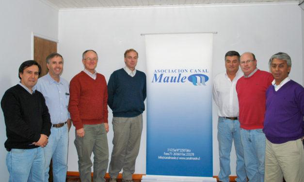 Asociación Canal Maule logra histórico protocolo de acuerdo con Pehuenche S.A. que pondría fin a años de litigios