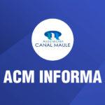 CITACIÓN A ASAMBLEA GENERAL ORDINARIA DE REGANTES 2017 DE LA ASOCIACIÓN CANAL MAULE